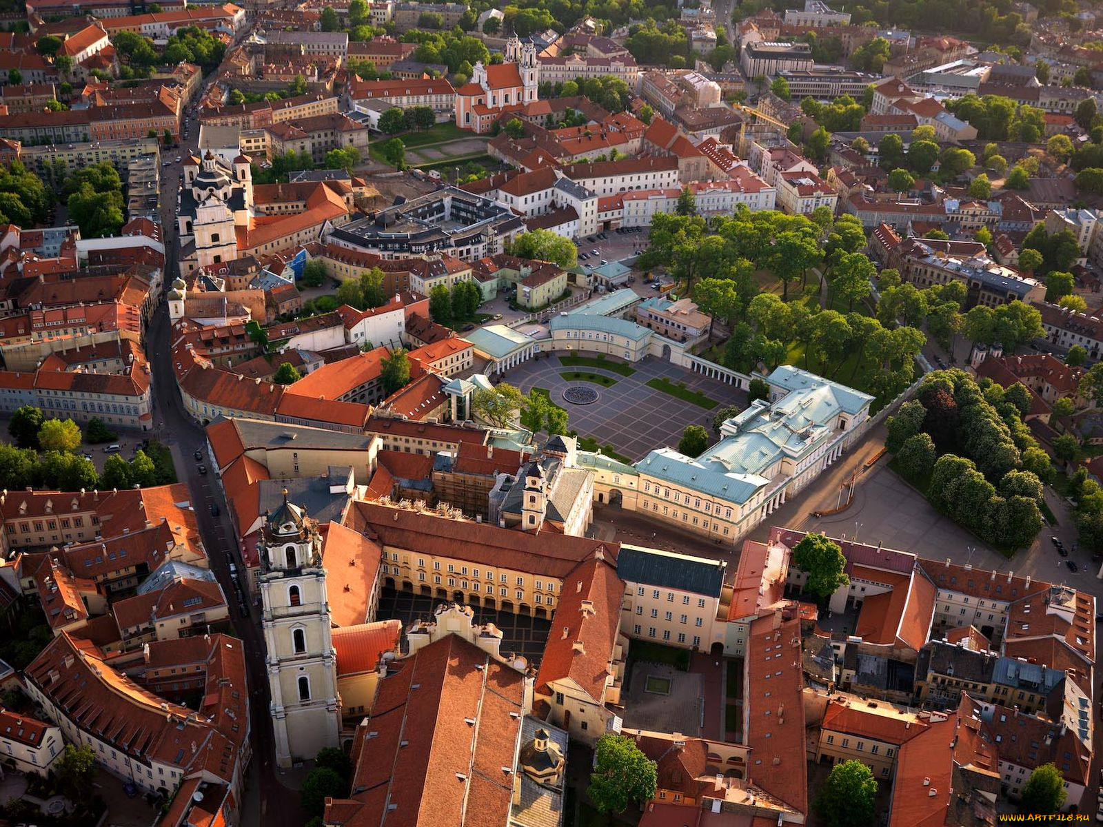 Фото города литвы достопримечательности описание